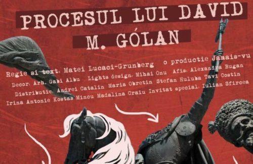 PROCESUL LUI DAVID M. GOLAN